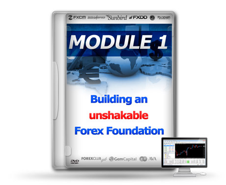 MODULE 1: Building An Unshakable Forex Foundation