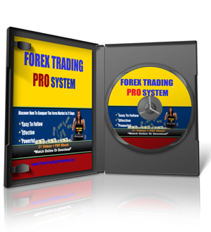 Forex Trading Pro System-dvd