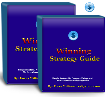 Forex Millionaires System Winning Strategy Guide